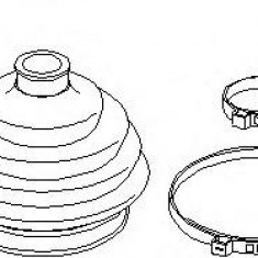 Set articulatie, planetara AUDI 4000 1.6 - TOPRAN 104 332