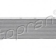 Intercooler, compresor MERCEDES-BENZ SPRINTER 3-t platou / sasiu 216 - TOPRAN 408 156 - Intercooler turbo