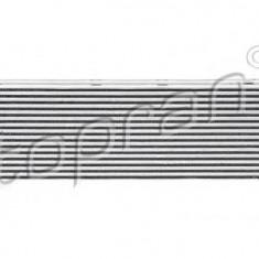 Intercooler, compresor MERCEDES-BENZ SPRINTER 3-t platou / sasiu 216 - TOPRAN 408 156 - Intercooler turbo
