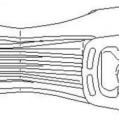 Suport motor RENAULT KANGOO 1.2 - TOPRAN 700 527 - Suporti moto auto