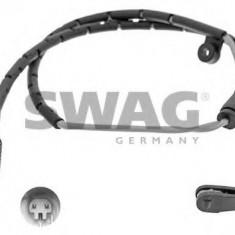 Senzor de avertizare, uzura placute de frana BMW Z8 4.9 - SWAG 20 94 4353 - Senzor placute