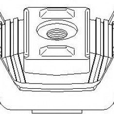 suport, ax VW SHARAN 2.0 - TOPRAN 109 387