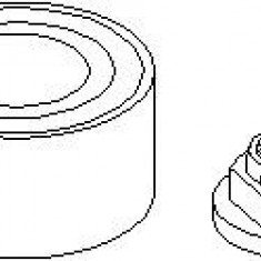 Set rulment roata FORD MONDEO Mk III combi 2.2 TDCi - TOPRAN 302 146 - Rulmenti auto