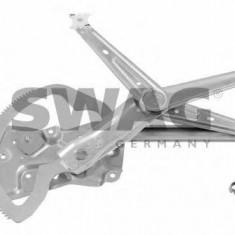 Mecanism actionare geam BMW 3 limuzina 316 i - SWAG 20 92 6911 - Macara geam