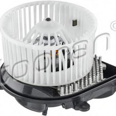 Ventilator, habitaclu PEUGEOT 306 hatchback 1.9 D - TOPRAN 722 858 - Motor Ventilator Incalzire
