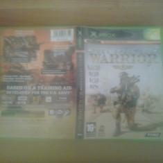 Full Spectrum Warrior - XBox classic - Jocuri Xbox, Shooting, 3+, Multiplayer