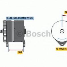 Generator / Alternator - BOSCH 0 120 689 555 - Alternator auto