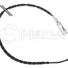 Senzor de avertizare, uzura placute de frana BMW X1 combi sDrive 18 i - MEYLE 314 527 0031 - Senzor placute