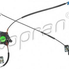 Mecanism actionare geam SEAT CORDOBA 1.4 - TOPRAN 111 696 - Macara geam