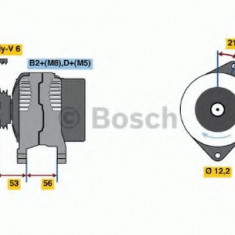 Generator / Alternator LANCIA LYBRA 1.8 16V - BOSCH 0 124 325 060 - Alternator auto