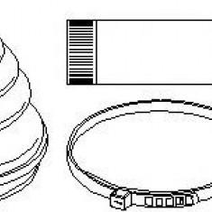 Ansamblu burduf, articulatie planetara OPEL KADETT E hatchback 1.8 E - TOPRAN 202 424 - Burduf auto