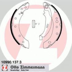 Set saboti frana, frana de mana CITROËN ZX 1.9 D - ZIMMERMANN 10990.137.3