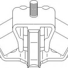 Suport, transmisie manuala MERCEDES-BENZ limuzina 250 - TOPRAN 400 036 - Tampon cutie viteze