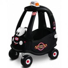 Masinuta Cozy Cab Neagra Little Tikes