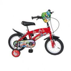 Bicicleta Mickey Mouse Club House 12 inch - Bicicleta copii Toimsa