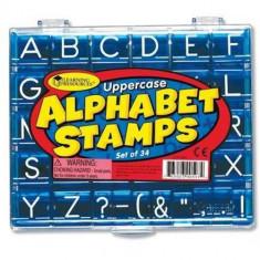 Stampile Alfabet - Jocuri arta si creatie Learning Resources