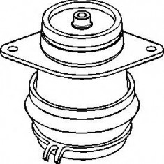 Suport motor SEAT CORDOBA 1.4 - TOPRAN 103 012 - Suporti moto auto