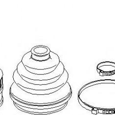 Set articulatie, planetara OPEL ASTRA F hatchback 1.4 i - TOPRAN 206 113