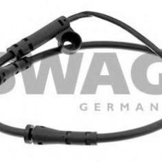Senzor de avertizare, uzura placute de frana BMW 5 limuzina M - SWAG 20 94 4363 - Senzor placute