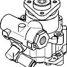Pompa hidraulica, sistem de directie AUDI A4 limuzina 1.6 - TOPRAN 112 445 - Pompa servodirectie
