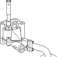 Pompa ulei SEAT TOLEDO  2.0 i 16V - TOPRAN 107 630