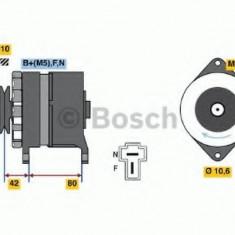 Generator / Alternator - BOSCH 0 986 035 391 - Alternator auto
