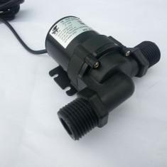 SOLAR POMPA de recirculare pentru apa fierbinte sau rece alimentata la 12V-24V