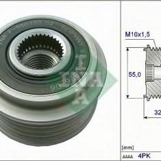 Sistem roata libera, generator - INA 535 0104 10 - Fulie
