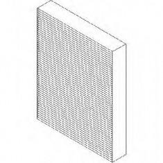 Filtru, aer habitaclu PORSCHE CAYENNE 4.8 Turbo - TOPRAN 113 022 - Filtru polen