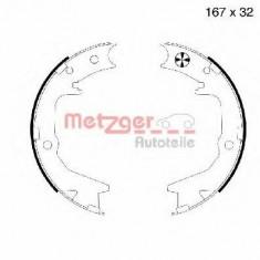 Set saboti frana, frana de mana MITSUBISHI SIGMA 3.0 V6 - METZGER MG 994 - Saboti Frana de Mana