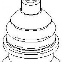 Pivot MERCEDES-BENZ M-CLASS ML 350 4-matic - TOPRAN 407 811