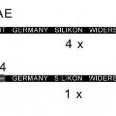 Set cablaj aprinder OPEL CORSA A TR 1.2 N - BBT ZK730 - Fise bujii