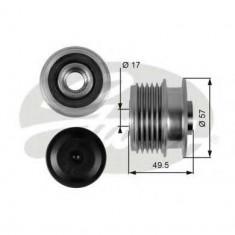 Sistem roata libera, generator MERCEDES-BENZ A-CLASS A 190 - GATES OAP7089 - Fulie