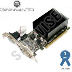 Placa video Gainward GeForce 210 1GB DDR3 64-Bit HDMI, DVI, VGA GARANTIE !!! - Placa video PC Gainward, PCI Express, nVidia