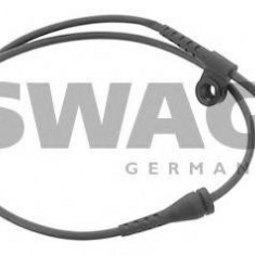 Senzor de avertizare, uzura placute de frana BMW 7 limuzina 730 i, iL - SWAG 99 90 7849 - Senzor placute