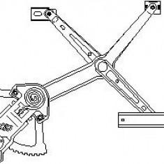 Mecanism actionare geam MERCEDES-BENZ limuzina 200 - TOPRAN 401 428 - Macara geam
