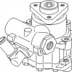 Pompa hidraulica, sistem de directie BMW 3 limuzina 316 i - TOPRAN 501 600 - Pompa servodirectie