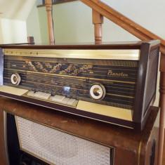 Radio lampi PHILIPS PLANOTON - Aparat radio