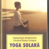 Yoga Solara-Carolina Rosso Cicogna