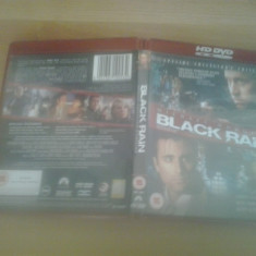 THe black rain (1989) - DVD - Film thriller, Alte tipuri suport, Engleza