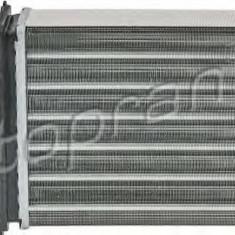 Schimbator caldura, incalzire habitaclu DACIA DUSTER 1.6 16V - TOPRAN 700 963 - Sistem Incalzire Auto
