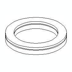 Rulment sarcina amortizor OPEL ASCONA C 1.3 N - TOPRAN 205 416 - Rulment amortizor