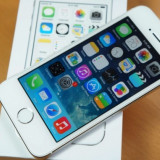 iPhone 5S Apple 16GB, Auriu, Neblocat