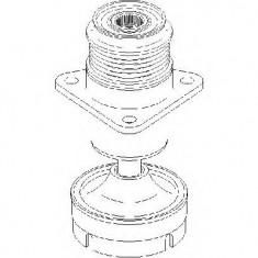 Sistem roata libera, generator FORD FOCUS II 1.8 TDCi - TOPRAN 304 095 - Fulie