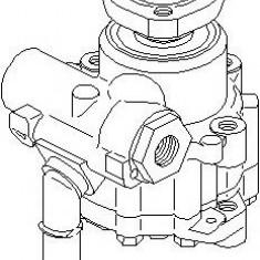 Pompa hidraulica, sistem de directie VW PASSAT 2.0 - TOPRAN 112 448 - Pompa servodirectie