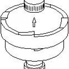 Supapa control, admisie aer AUDI A3 2.0 FSI - TOPRAN 112 283 - Reglare Compresor