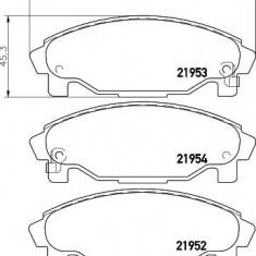 Placute frana DAIHATSU CHARADE Mk IV 1.3 i 16V - MINTEX MDB1862 - Ventilatoare auto