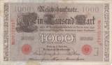 GERMANIA 1.000 marci 1910 VF+++!!!