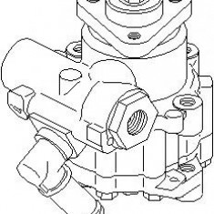 Pompa hidraulica, sistem de directie BMW 5 limuzina 520 i - TOPRAN 501 818 - Pompa servodirectie