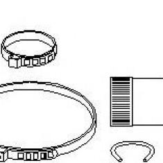 Ansamblu burduf, articulatie planetara SKODA FELICIA  1.3 - TOPRAN 113 001 - Burduf auto